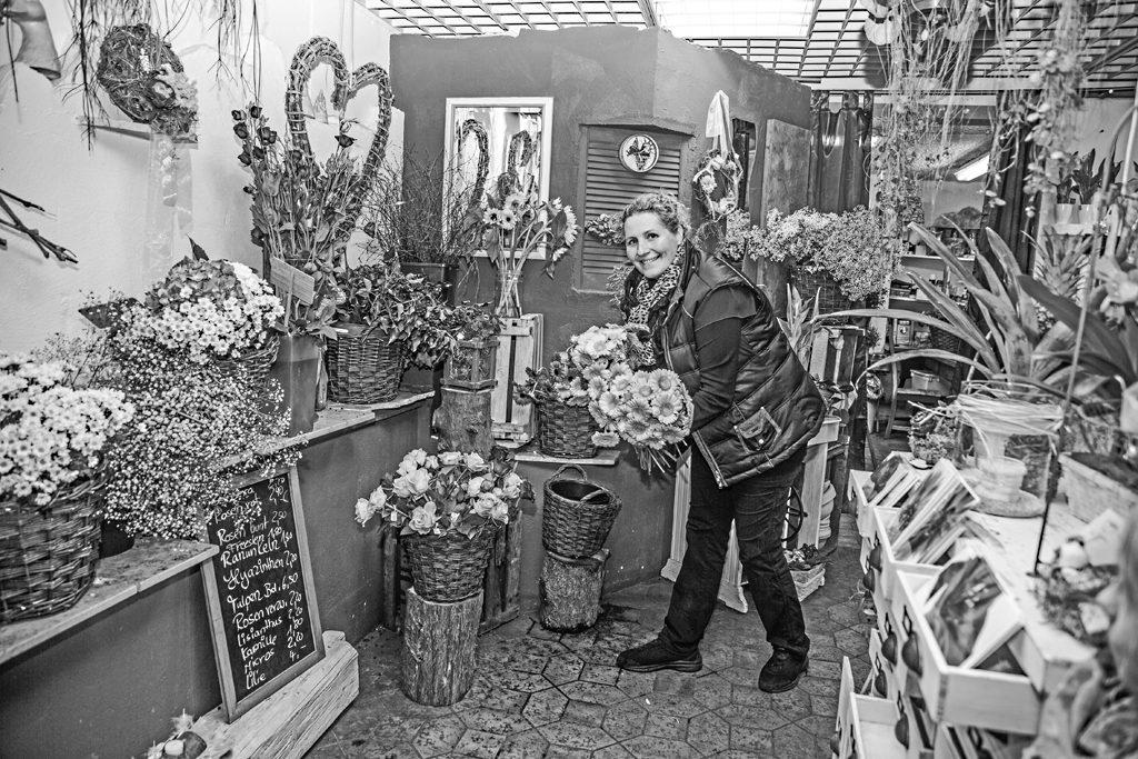 Undine F. Floristin